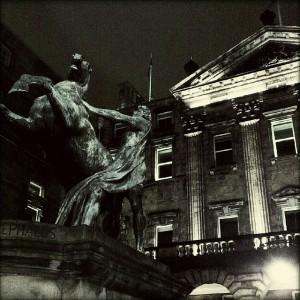 Edinburgh, Scotland - The Home of Wild Trails Media