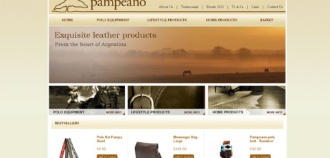 Pampeano – Digital Marketing Campaign